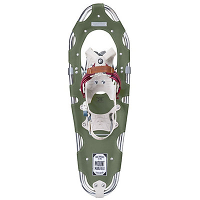 Tubbs Mount Mansfield Womens Snowshoes, Sage, viewer
