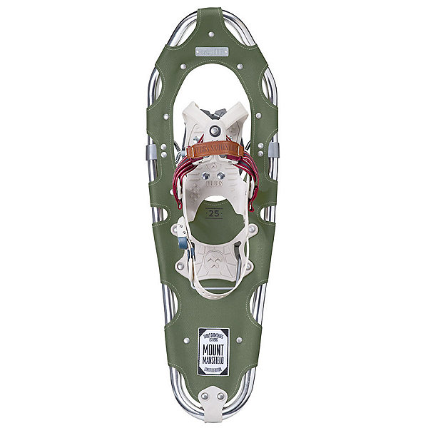 Tubbs Mount Mansfield Womens Snowshoes, Sage, 600