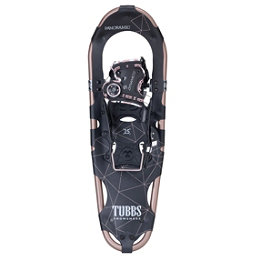 Tubbs Panoramic Womens Snowshoes, Rose Gold-Black, 256
