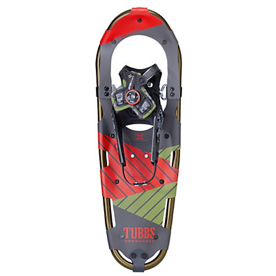 Tubbs Wayfinder Snowshoes, Army-Red, viewer