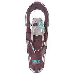 Tubbs Frontier Womens Snowshoes, Bordeaux-Teal, 256