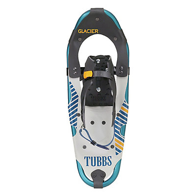 Tubbs Glacier Boys Snowshoes, Navy-Grey, viewer