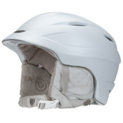 Giro Sheer Womens Helmet 2017, Matte White Cross Stitch, medium