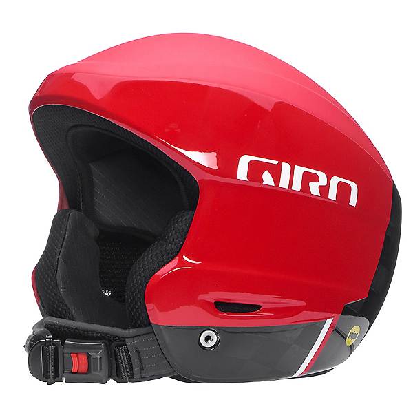 Giro Avance MIPS Helmet 2018, Matte Bright Red-White, 600