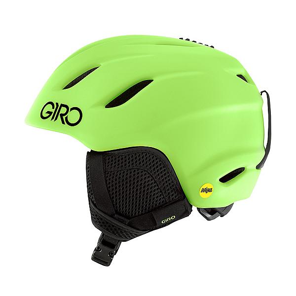 Giro Nine Jr. MIPS Kids Helmet, Matte Lime, 600