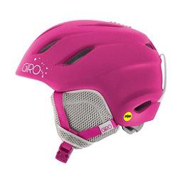 Giro Nine Jr. MIPS Kids Helmet, Matte Magenta, 256