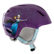 Giro Launch Plus Kids Helmet 2017, Purple Disney Frozen, medium