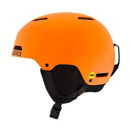 Giro Crue MIPS Kids Helmet, Matte Flame Orange, 256