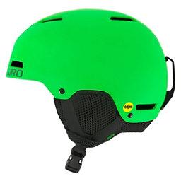 Giro Crue MIPS Kids Helmet 2018, Matte Bright Green, 256
