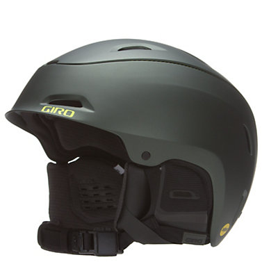 Giro Range MIPS Helmet 2017, Matte Mil Spec Olive, viewer