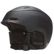 Giro Range MIPS Helmet, Matte Black-Bright Red, medium