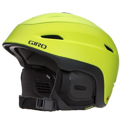 Giro Zone MIPS Helmet 2017, Matte Lime-Black, viewer