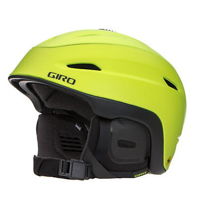 Giro Zone MIPS Helmet 2017, Matte Lime-Black, viewer