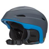 Giro Zone MIPS Helmet, Matte Turbulence-Blue, medium
