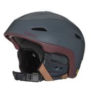 Giro Zone MIPS Helmet 2018, Matte Turbulence Maroon, medium