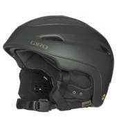 Giro Zone MIPS Helmet 2018, Matte Olive Pow, medium