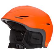 Giro Union MIPS Helmet 2018, Matte Flame Orange-Titanium, medium