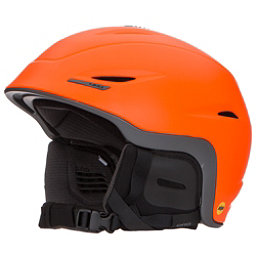 Giro Union MIPS Helmet 2018, Matte Flame Orange-Titanium, 256