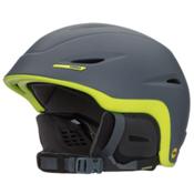Giro Union MIPS Helmet, Matte Turbulence-Lime, medium