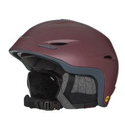 Giro Union MIPS Helmet 2018, Matte Maroon Turbulence Mounta, 256
