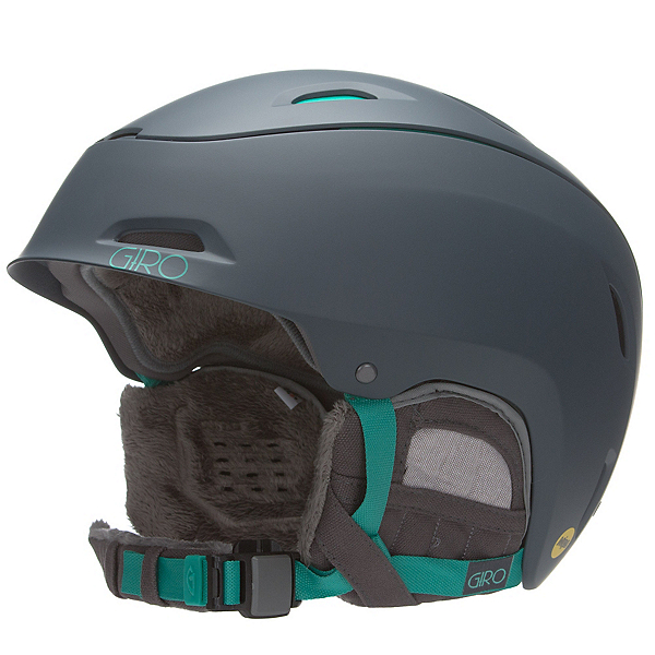 Giro Stellar MIPS Womens Helmet 2017, Matte Turbulence-Turquoise, 600
