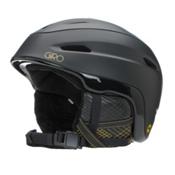 Giro Strata MIPS Womens Helmet 2017, Matte Black Stellar, medium