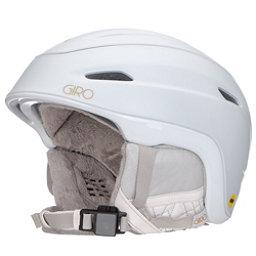 Giro Strata MIPS Womens Helmet 2017, Matte White Deco, 256