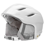 Giro Era MIPS Womens Helmet 2017, White Sketch Floral, medium