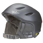 Giro Era MIPS Womens Helmet 2017, Matte Titanium Sketch Floral, medium