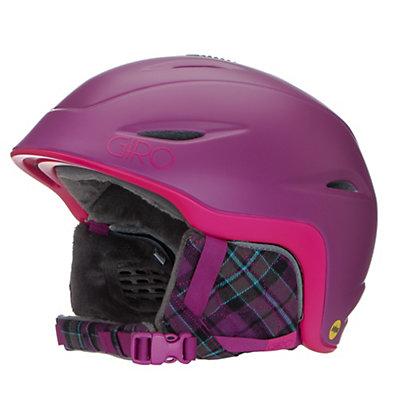 Giro Fade MIPS Womens Helmet 2017, Matte Berry-Magenta, viewer