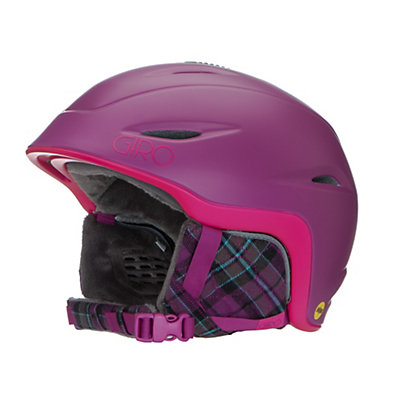 Giro Fade MIPS Womens Helmet 2017, Matte Berry-Magenta, viewer