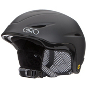Giro Fade MIPS Womens Helmet, Matte Black Houndstooth, medium