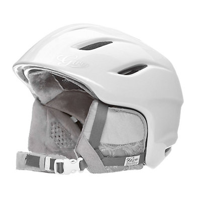 Giro Era Womens Helmet 2017, White Sketch Floral, viewer