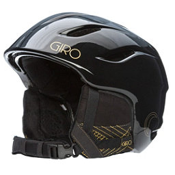 Giro Era Womens Helmet 2017, Black-Gold Stellar, 256