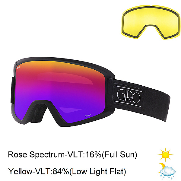 Giro Dylan Womens Goggles 2017, , 600