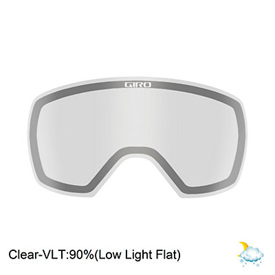 Giro Contact Goggle Replacement Lens 2017, Clear, viewer