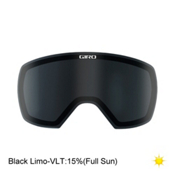 Giro Contact Goggle Replacement Lens 2018, Black Limo, medium
