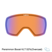 Giro Contact Goggle Replacement Lens 2018, Persimmon Boost, medium