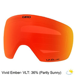 Giro Contact Goggle Replacement Lens 2018, Vivid Ember, 256