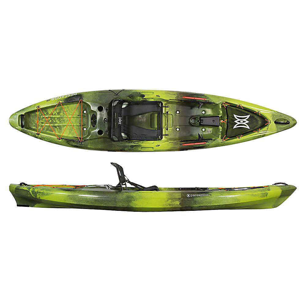 Perception Pescador Pro 12 0 Fishing Kayak 2017 Ebay