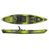 Perception Pescador Pro 12.0 Fishing Kayak 2017, Moss Camo, medium