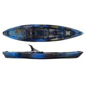 Perception Pescador Pro 12.0 Fishing Kayak 2017, Sonic Camo, medium