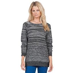 Volcom Cruisin On Crew Womens Sweater, Black, 256