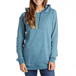 Volcom Lived In Long Pullover Hoody, Stormy Blue, 256