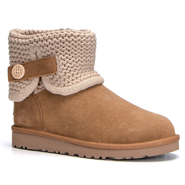 UGG Darrah Girls Boots, Chestnut, 600