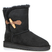 UGG Ebony Girls Boots, Black, medium