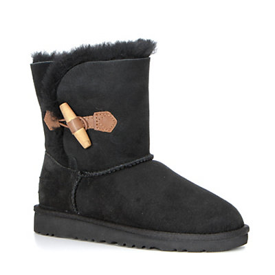 UGG Ebony Girls Boots, Black, viewer