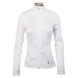 Spyder Core Jewel Mid WT Womens Sweater (Previous Season), White, 256