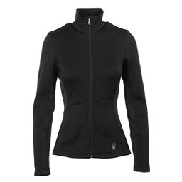 Spyder Core Jewel Mid WT Womens Sweater (Previous Season), Black, 256
