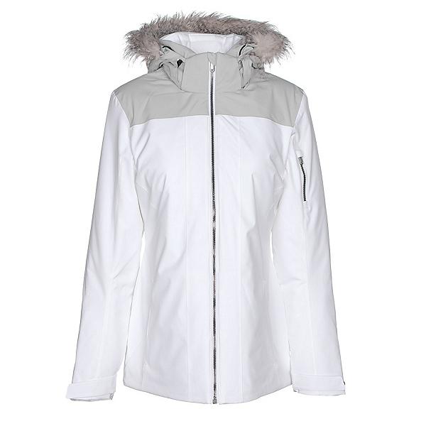 Spyder Entice Womens Insulated Ski Jacket (Previous Season), White, 600